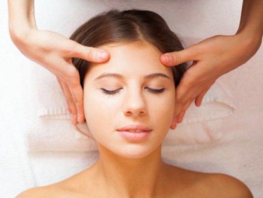 Indian head massage 25 minuten